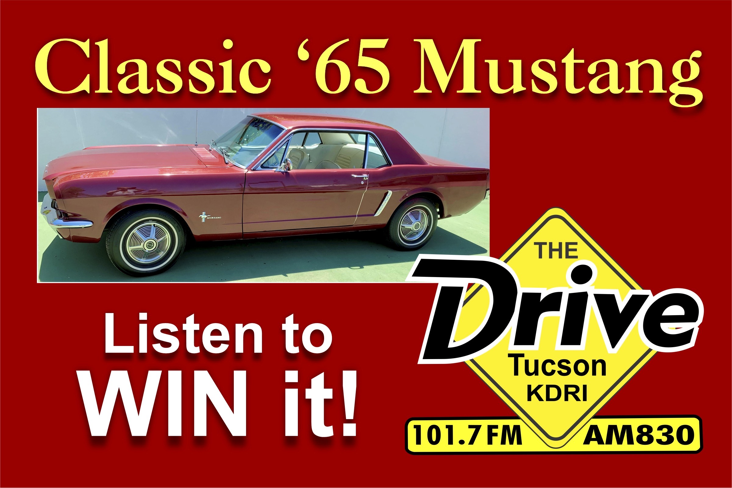 Click here for the Official Mustang Sally Entry Form!