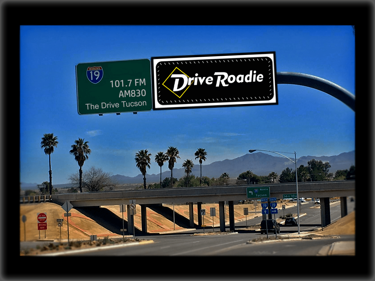 Become an Official Drive Roadie Here!