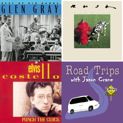 Road Trips with Jason Crane: Music Is The Best Thing Ever (Part 1)